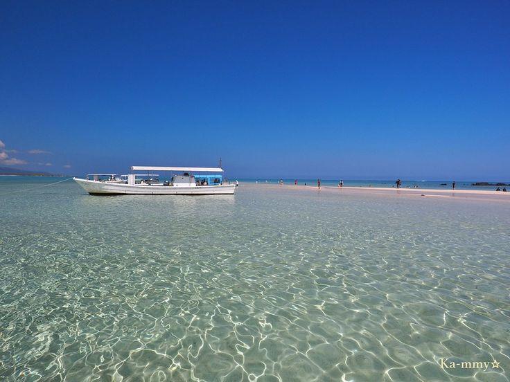 幻の島 浜島 in 沖縄
