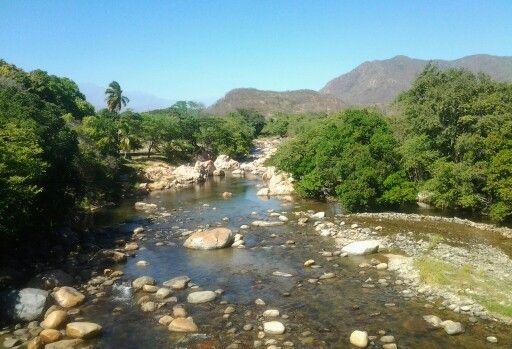 Río Badillo Valledupar Colombia