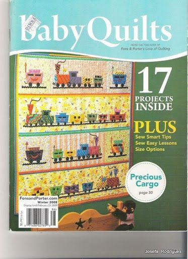 Baby Quilts - Josefa Rodrigues - Álbumes web de Picasa