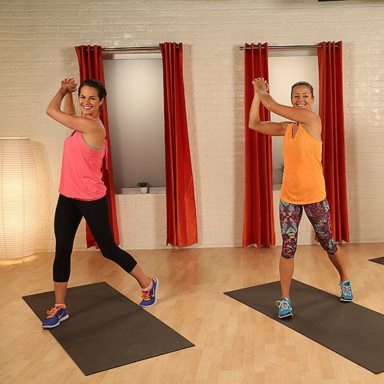Looking to break a sweat? Try the workout I just did from FIT FIX by POPSUGAR Fitness. http://popsu.gr/31756155?ref=fitfix