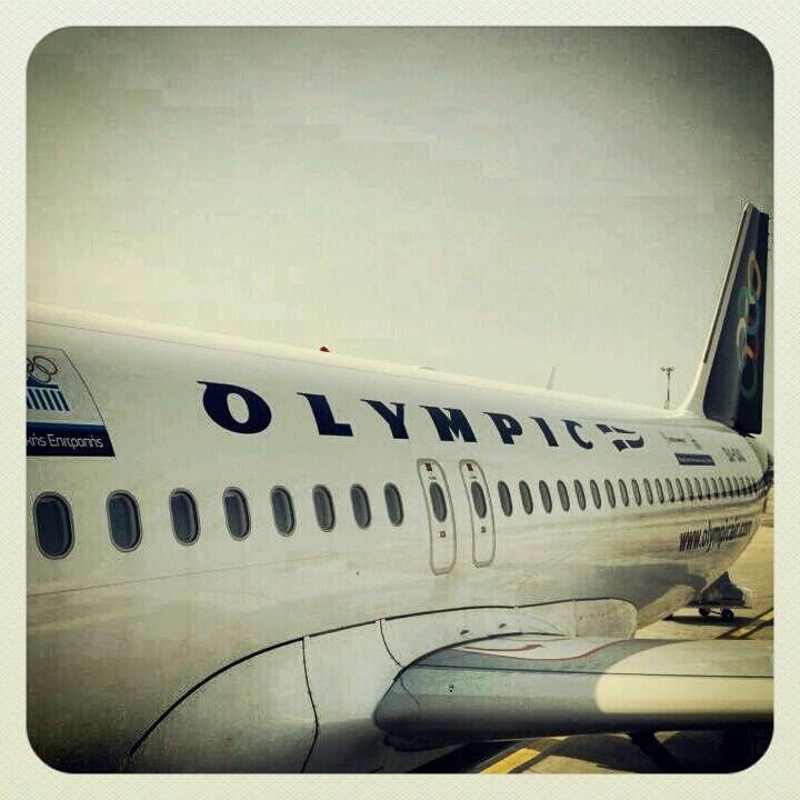 Olympic Air SX-OAR