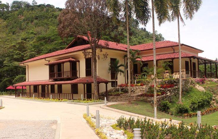 Hacienda La Esperanza Floridablanca Santander Colombia