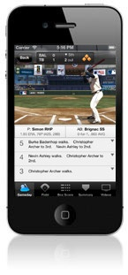 MLB.com At Bat 2012