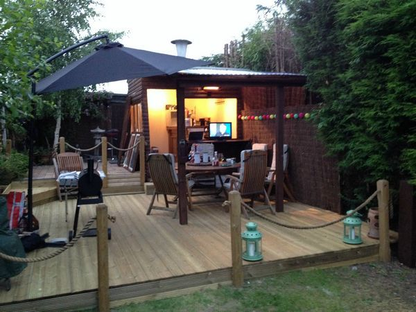 Garden Sheds Turned Into Bars best 25+ pub sheds ideas on pinterest | bar shed, man shed and
