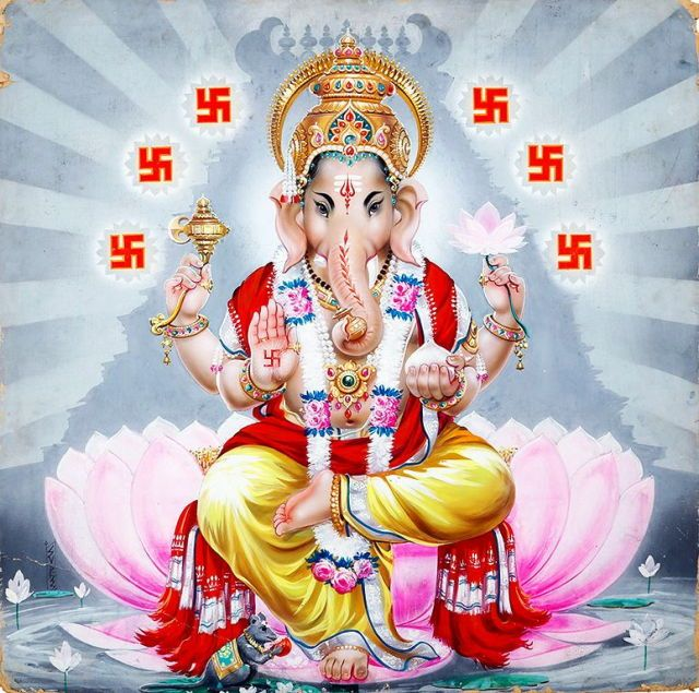 Lord Ganesh The Mover of Obstacles