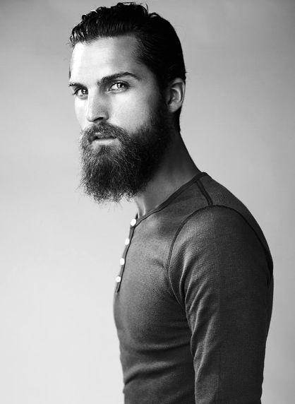 Barba y juventud