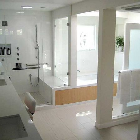 Large Modern Bathroom Bathroom Modernbathrooms