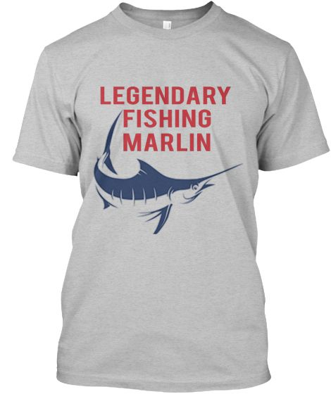 Legendary Fishing Marlin