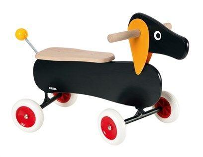Brio, Hund som Fyrhjuling