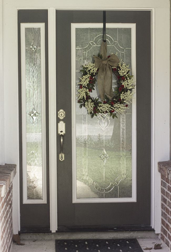 front door paint wreath house update ideas for new