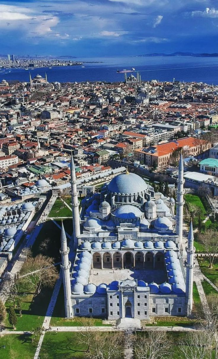 Süleymaniye mosque İstanbul