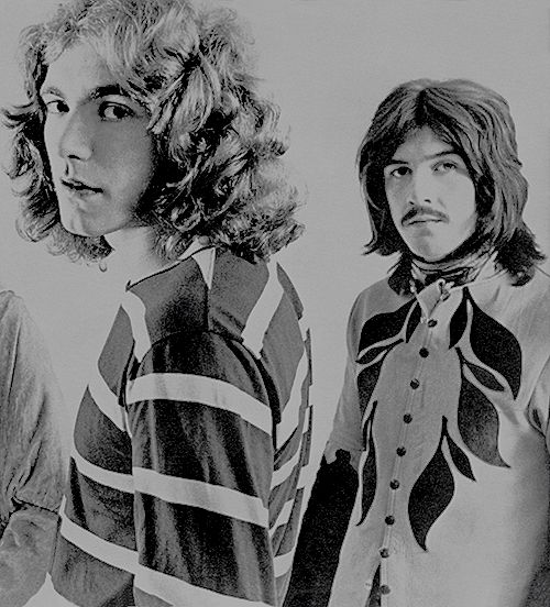 Robert Plant - John Bonham