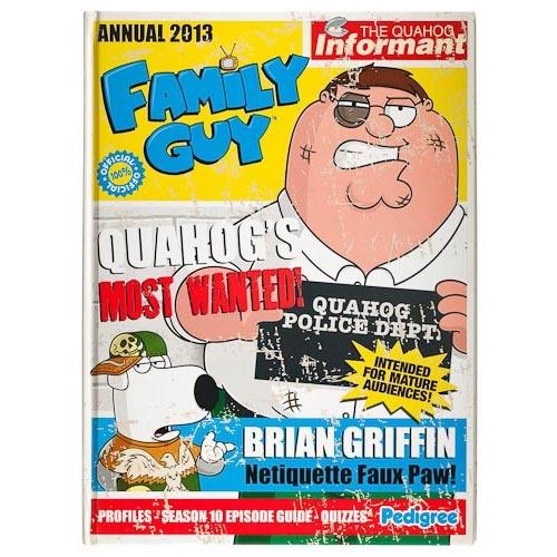 Family Guy Annual 2013 | Poundland