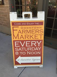 Downtown Farmers Market in St. George. Go to http://stgeorgeattractions.blogspot.com for more things to do in Southern Utah.