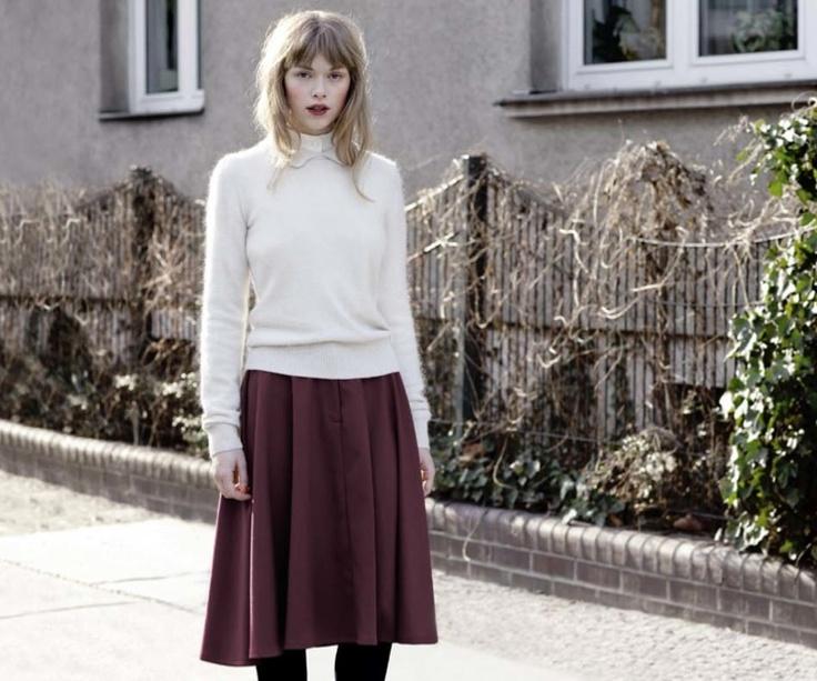 Mint & Berry: Lookbook Herbst/Winter 2012/2013 http://www.style.de/news/lookbook-news/mint-berry-lookbook-herbst-winter-2012-2013/
