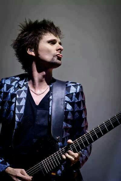 matthew bellamy and dominic howard