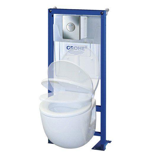 17 meilleures id es propos de pack wc suspendu sur pinterest toilettes t - Meilleur wc suspendu ...