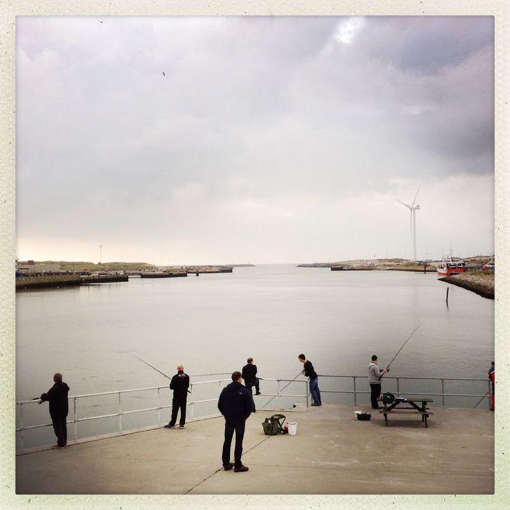 Angeln in Hvide Sande #Dänemark #HvideSande #Angeln