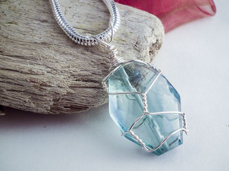 Creating a wire-wrapped pendant is a fun, creative way to add a personal touch to your wardrobe. Learn how to take a simple crystal point and turn it into wearable art in only 6 steps!