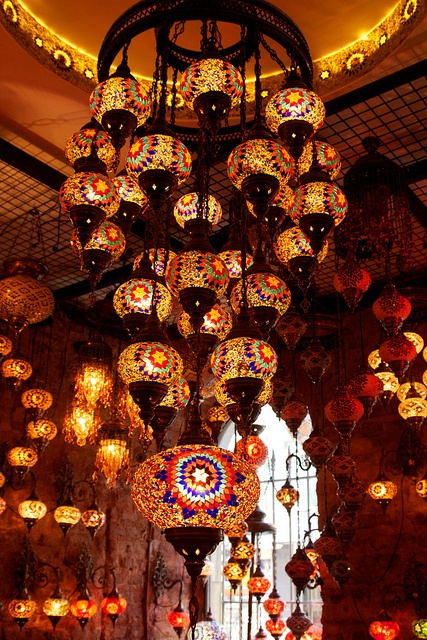 Lamps Middle East North Africa