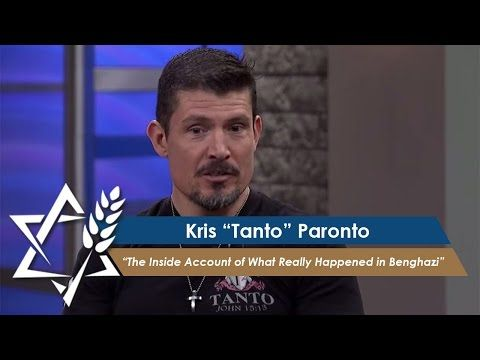 Kris Paronto: 13 Hours: What Really Happened in Benghazi (Part 1) (May 23, 2016) - YouTube