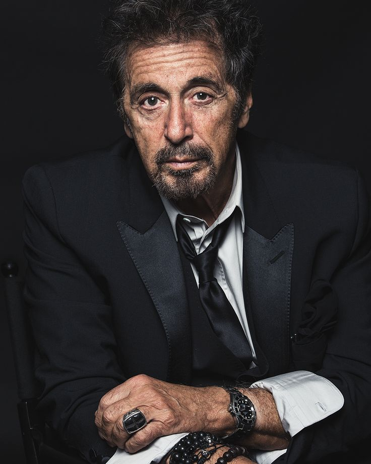 Al Pacino for Vanity Fair (Sept 2014) *