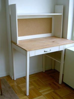 Diy Simple Desk With Hutch Jaime Costiglio