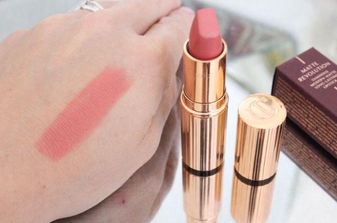 Charlotte Tilbury Matte Revolution Lipstick Top 10 Best Lipstick Brands 2017