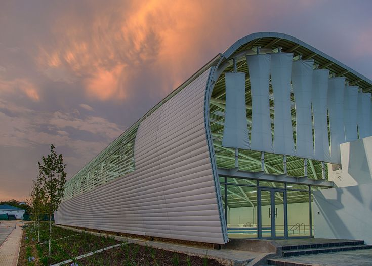 AISJ Aquatic Center,© Stephen O'Raw