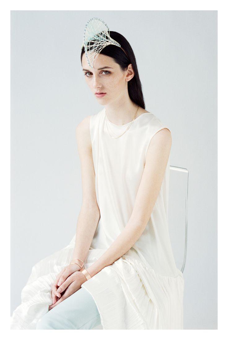 Shots of milliner Laura Kinsella's work    #ishootfilm #filmphotography #35mm #analog #leica #model #fashion #portrait #photoshoot #johnnymcmillan #dublin #millinery