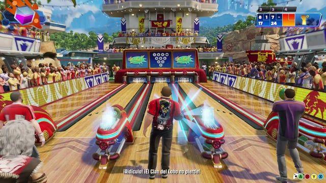 Os treamos un vídeo con los diferentes deportes que se contemplan en Kinect Sports Rivals, con la música licenciada por los chicos de Rare de Vangelis, Carros de Fuego. Tenis, tiro, escalada, motos acuáticas, bolos y fútbol son los deportes contemplados en este juego que intenta aprovechar todas las características de Kinect, y además en alta definición.