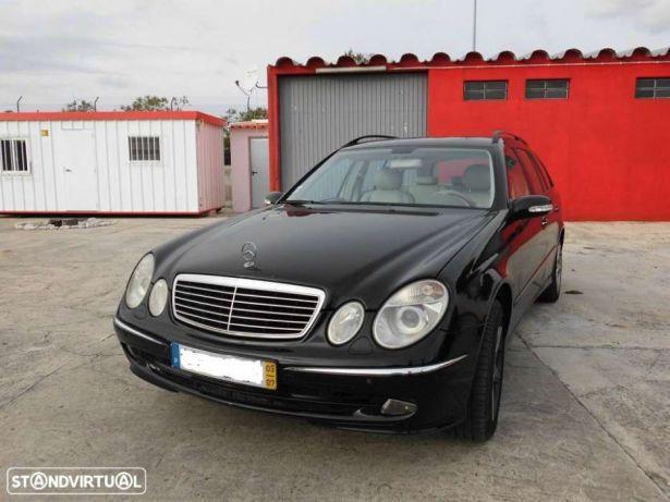 Mercedes-Benz E 320 CDi Avantgarde preços usados