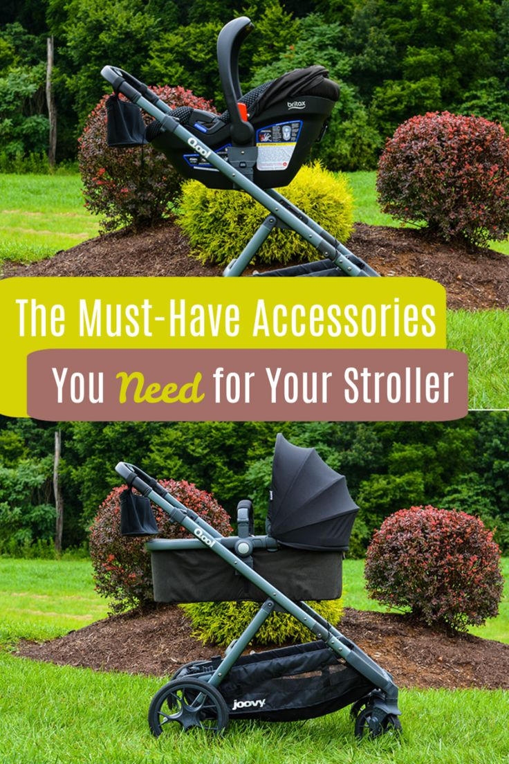 The MustHave Accessories you NEED for your stroller