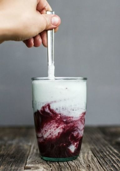 Grilled Cherry Milkshake—it's too unique not to try.
