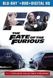 The Fate of the Furious: SteelBook [Includes Digital Copy] [Blu-ray/DVD] [Only @ Best Buy] [2017]