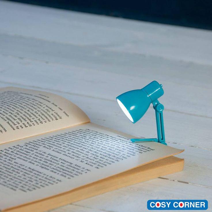 Μίνι Λάμπα Διαβάσματος με Κλιπ & Βάση - Ρυθμιζόμενο και εύκολο στη χρήση. 5,95€ https://goo.gl/lYNMyh