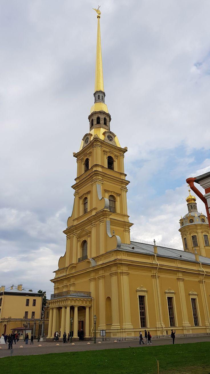 Best of St. Petersburg - Peter-Paul Kathedrale