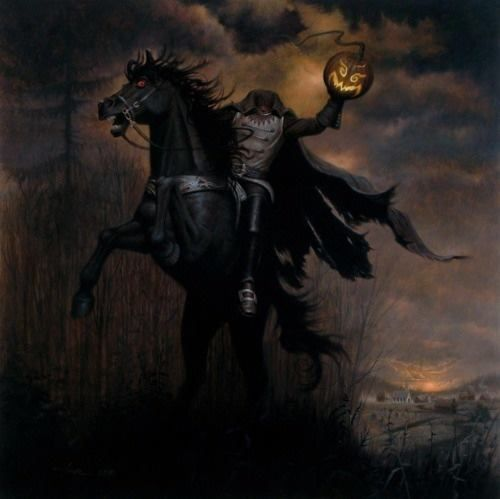 Halloween-Headless horseman