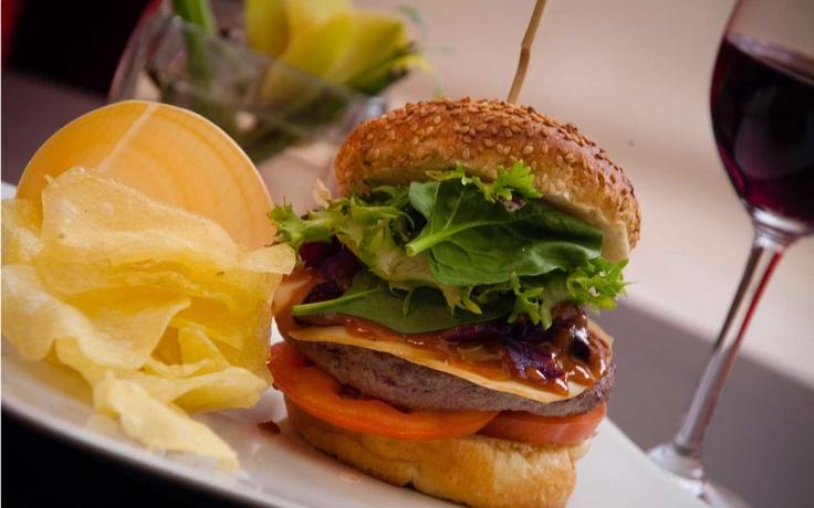 Hamburger a modo mio