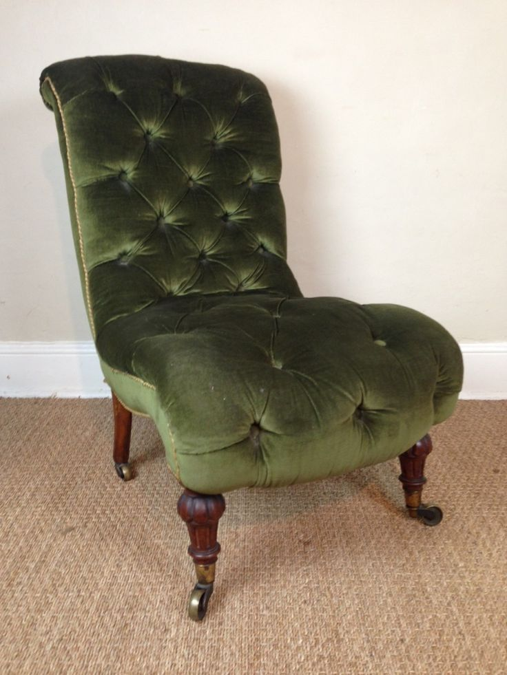 1000 images about slipper chair on pinterest victorian for Slipper chair