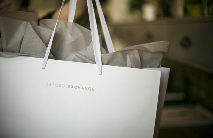 Oxford Exchange | Aesthetic Movement