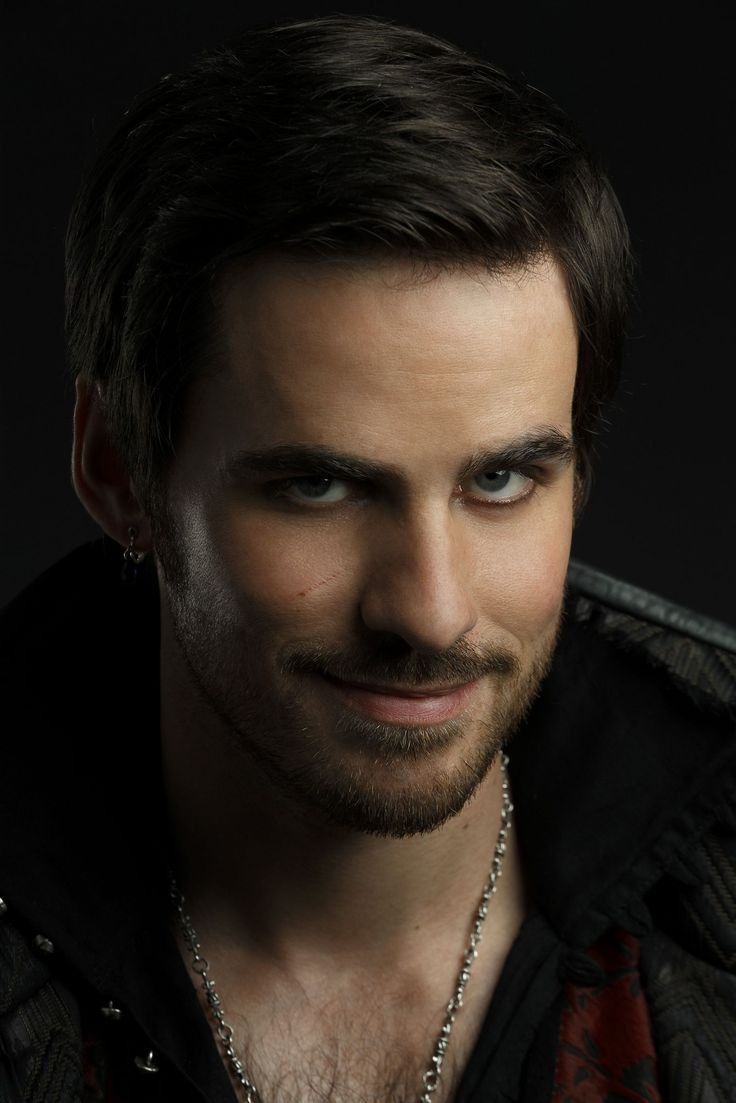 Colin O'Donoghue as Captain Hook ✨ - ingrids-graceland Photo