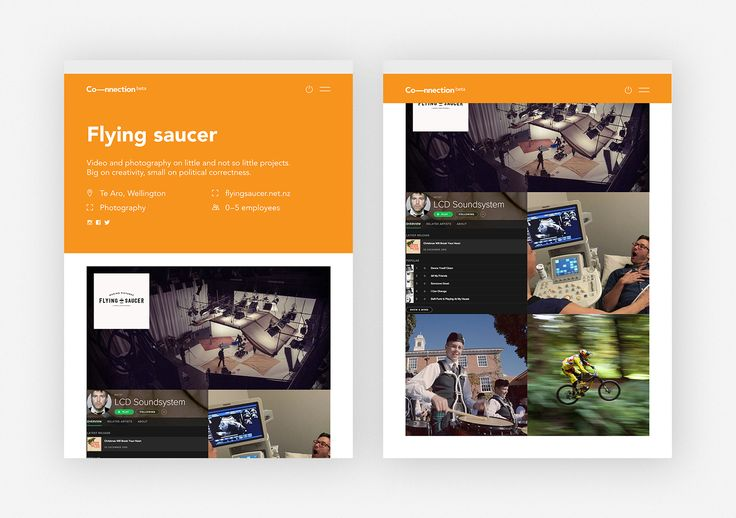 Redefining the internship | Co—nnection on Behance