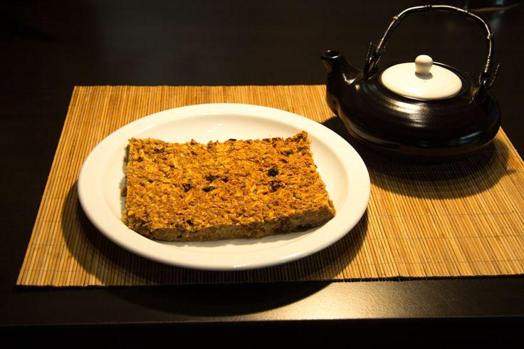 Receta de este pan dulce de avena sin harina , azucar ni huevo. El resultado es sorprendentemente delicioso. Lo podemos comer entre horas o incluso para desayunar en un periodo de transición. Ingre...