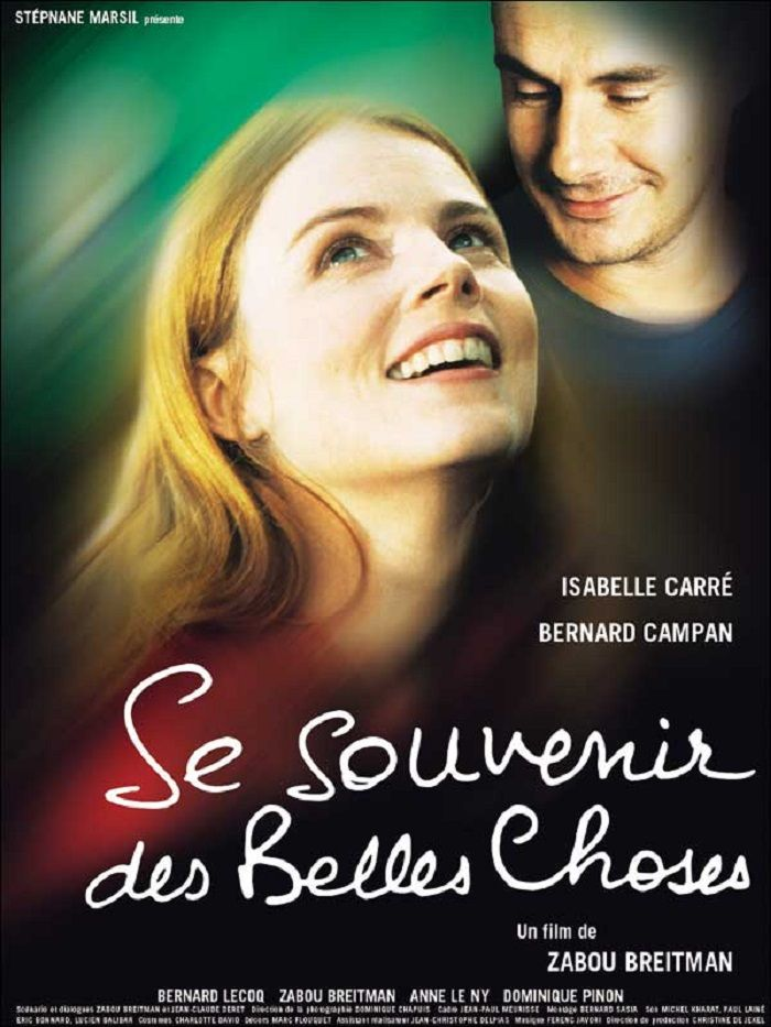 2003 Meilleure Actrice Isabelle CARRE