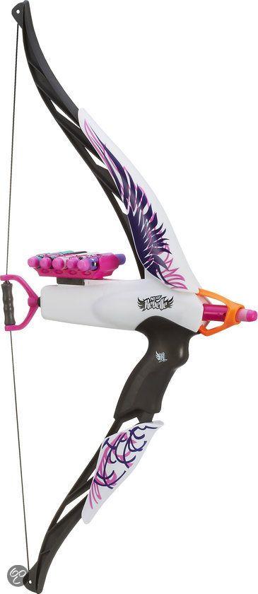 Gekocht!!! bol.com | Nerf Rebelle Heartbreaker Bow, Hasbro | Speelgoed