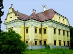 Szapáry-kastély Bük