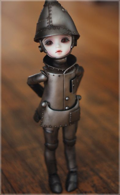 Pipos Tin Man - Box Opening by Moshi♥ on Flickr.