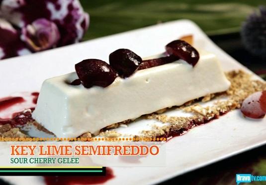 Key lime - YUM! Chef Roble