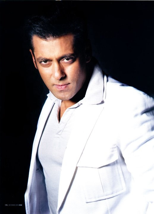 Salman Khan ! His eyes killing me ! :))